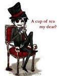 cup of tea my dear