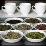 different teas