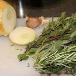 rosemary and onion