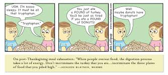 typtophan cartoon