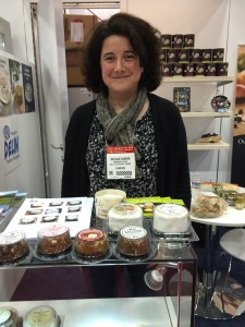 Nathalie Barbier of Fromagerie Delin